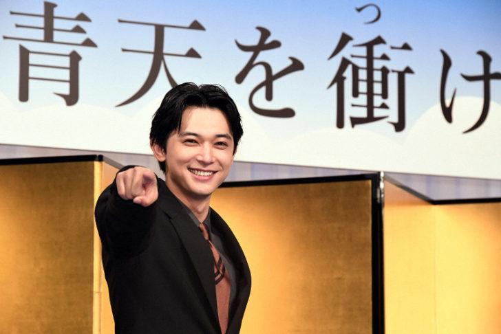 大河ドラマ2021キャスト主人公に吉沢亮!ツイッターから歓喜の声