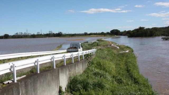 茨城県桜川氾濫で土浦花火大会開催は?台風19号被害にツイッターの声