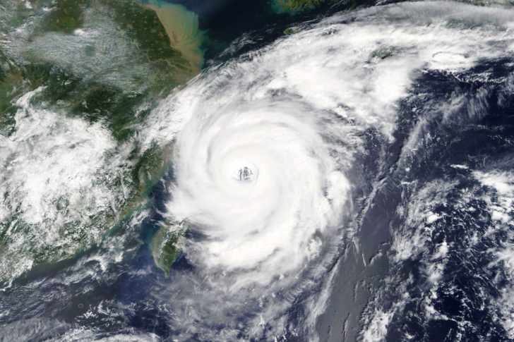 地球史上最大級?台風19号は存在しないカテゴリー『6』に