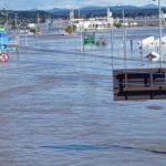 那珂川氾濫で水戸が甚大な被害に!報道されない事態にツイッターの声
