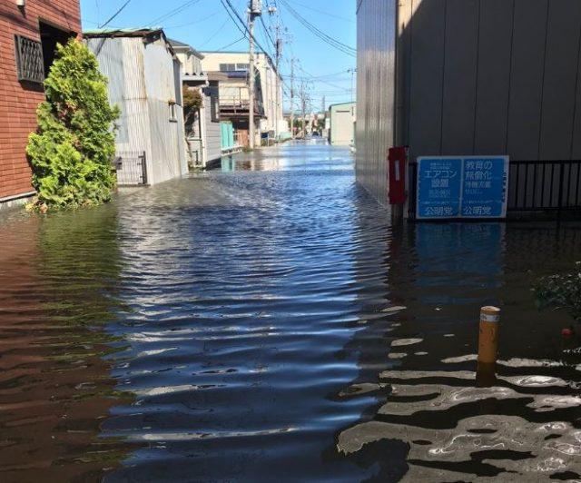 さいたま市台風19号の影響まとめ!荒川氾濫危機で西区桜区ツイッターの声