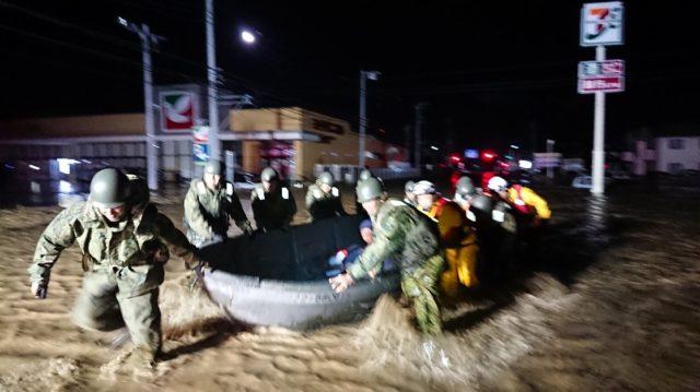 秋山川氾濫で佐野市浸水被害!台風19号相次ぐ水害にツイッターの声