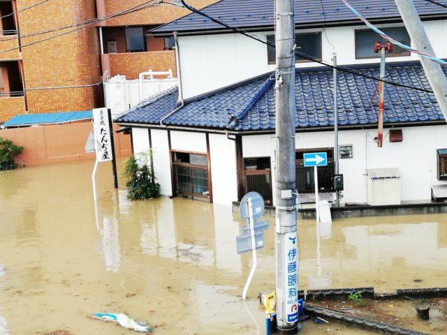 阿武隈川氾濫で郡山市に甚大な被害!台風19号影響で福島県ツイッターの声
