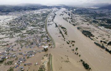 千曲川水位上昇で内水氾濫の恐れ?避難指示最新情報ツイッターの声
