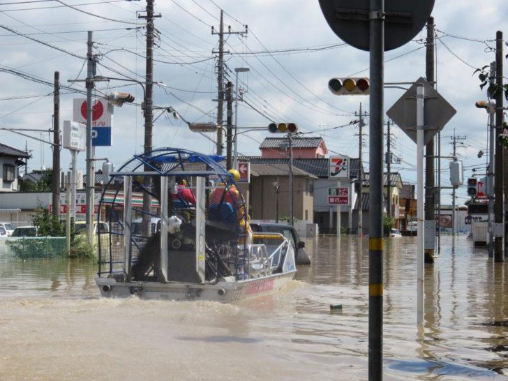 台風19号はスーパー台風?東京23区の3割浸水にツイッターの声